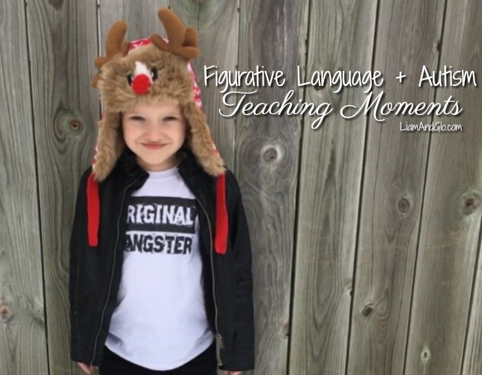 figurative language and autism