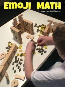 Emoji Math Activities