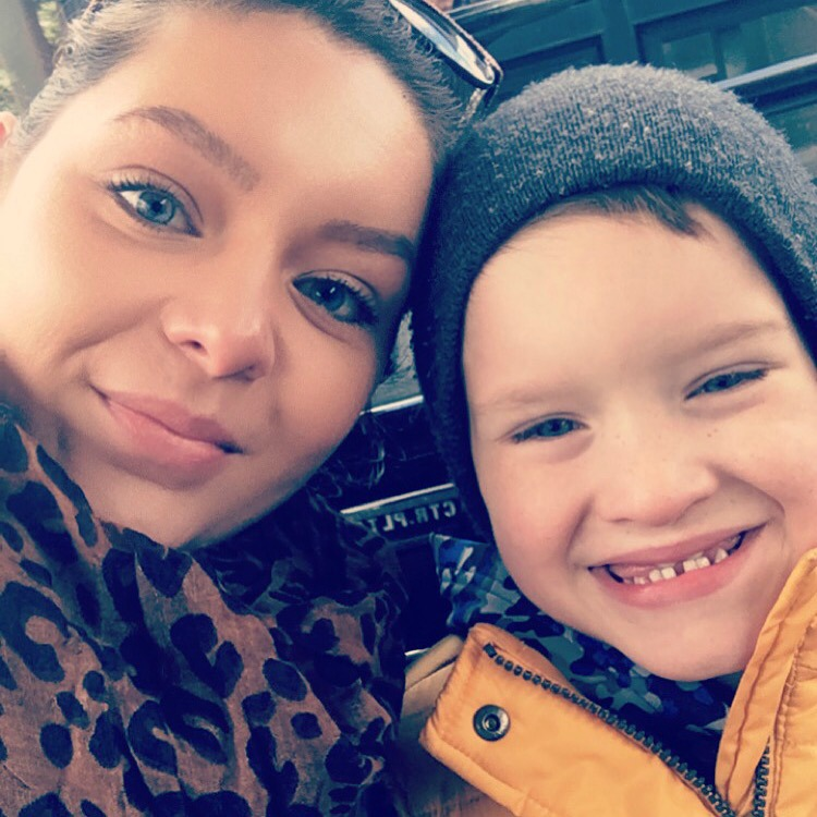Meet Liam + Glo | Special needs parenting blog