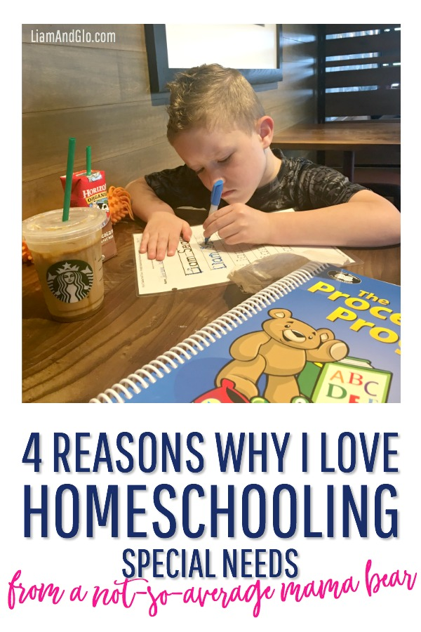Benefits of Special needs homeschool