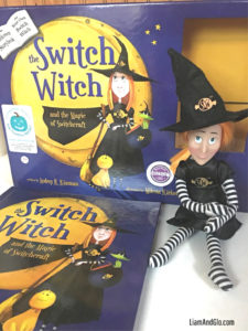 Switch Witch Saves Halloween