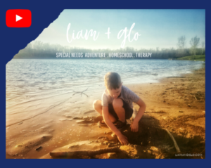 liam and glo youtube image