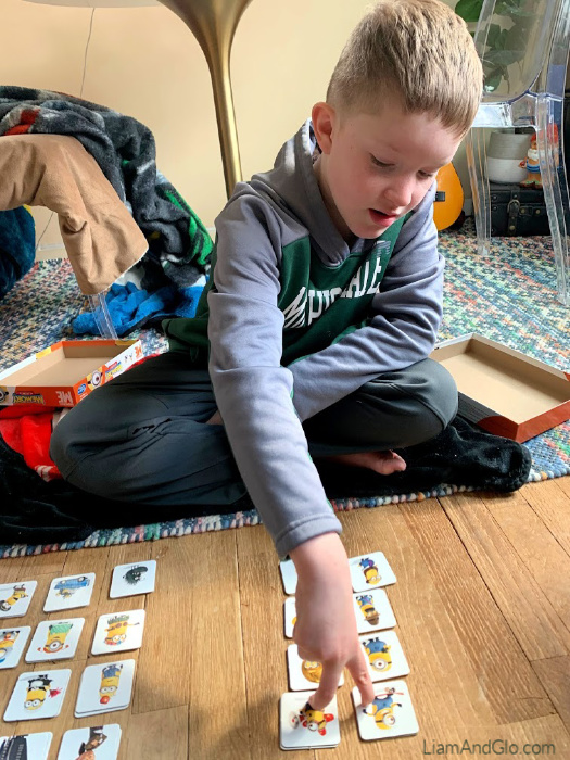 Gameschool Minions Memory